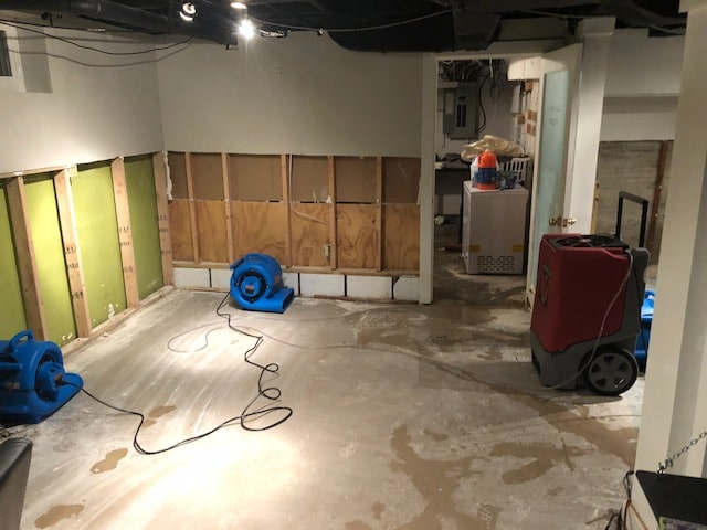 Professional Water damage louisville