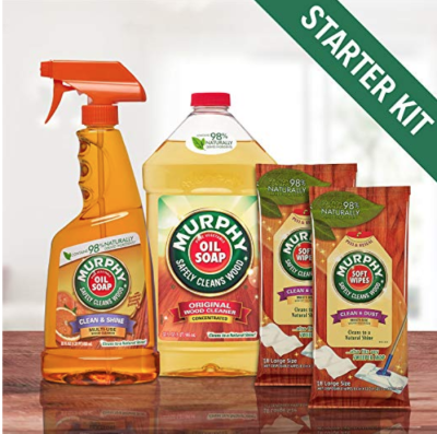 Best Finished Wood Cleaner