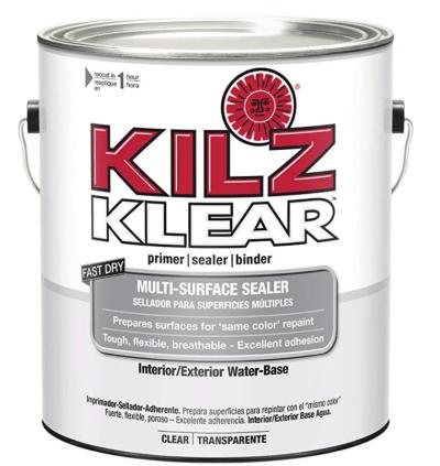 Best Kilz Sealer