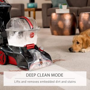 Hoover Power Carpet Shampooer