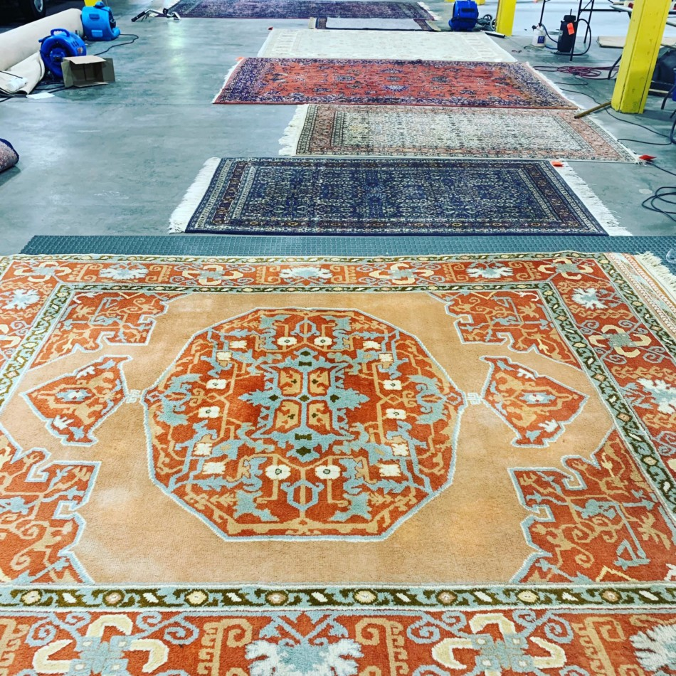 Oriental Rug Cleaning Louisville KY