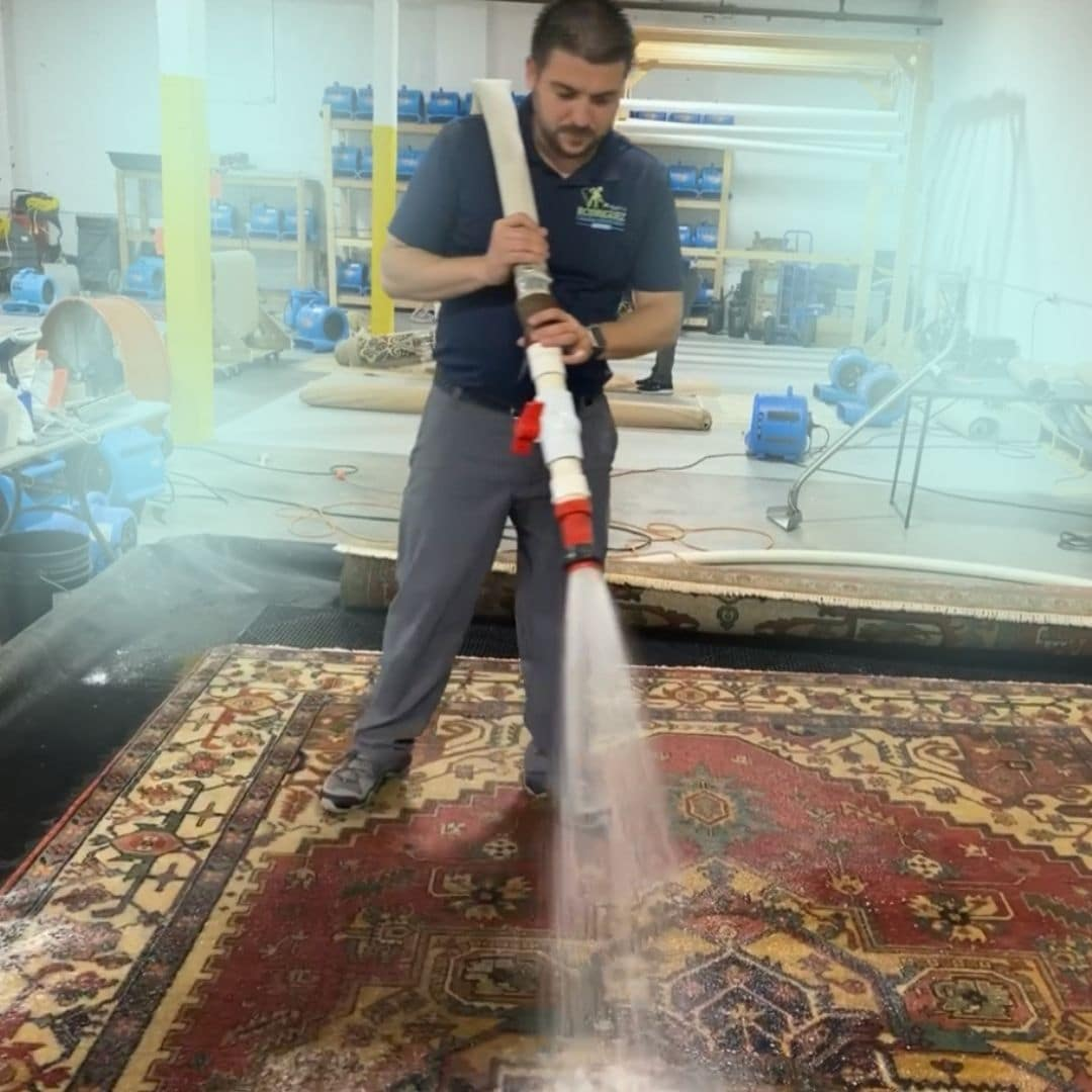 Rug Cleaning Technician