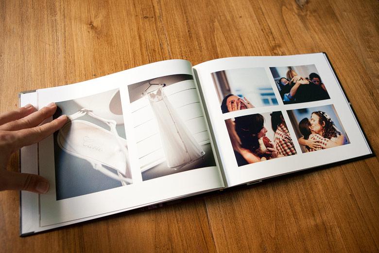 Photobook wedding