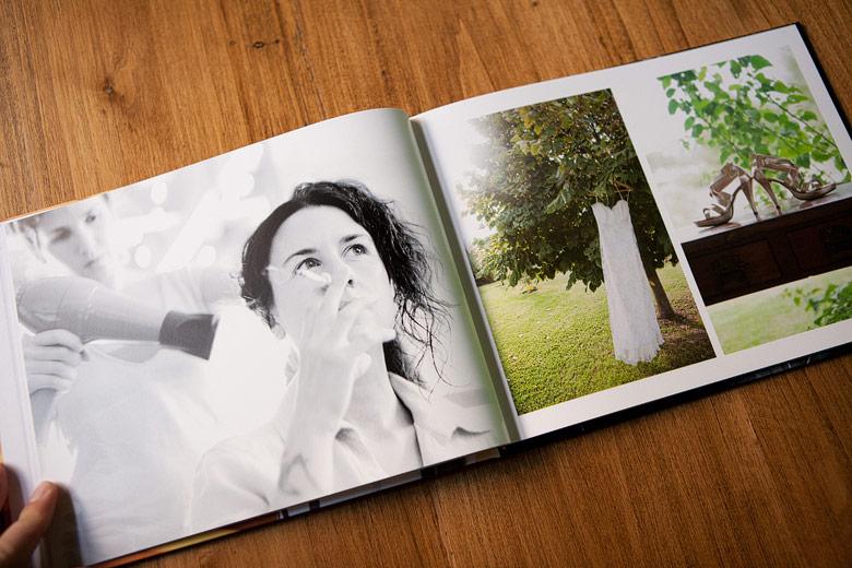 Fotolibro de boda