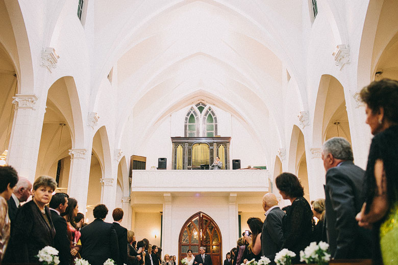 Casamiento Iglesia San Patricio