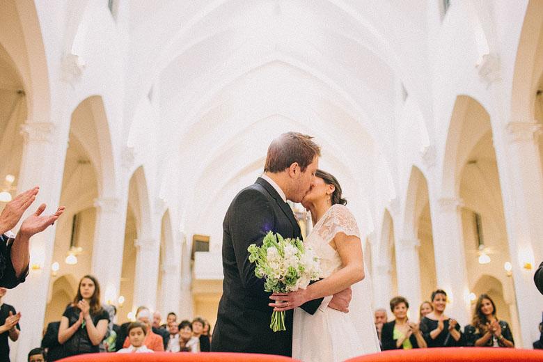 Casamiento San Patricio
