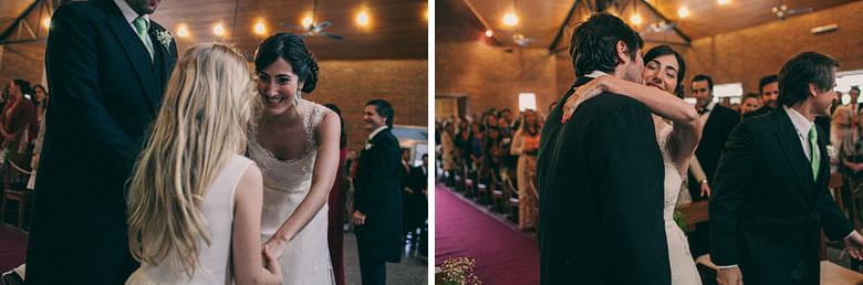 Casamiento en Nuestra Señora de la Merced