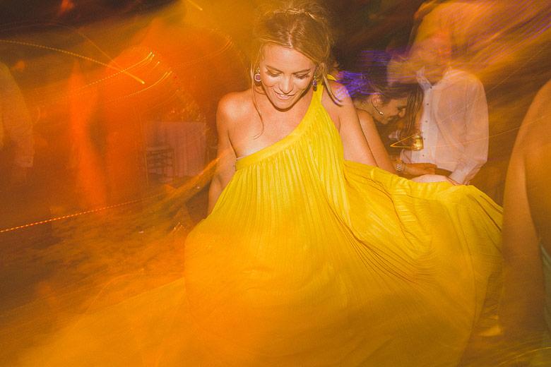 Fotografía experimental de boda en Colombia