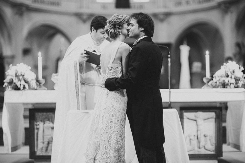 Casamiento en San Benito, Belgrano