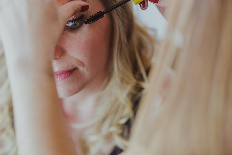 make up novia