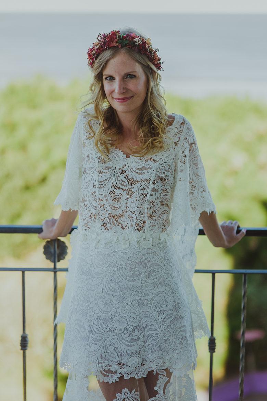 vestidos de novia Claudia Oyhandy