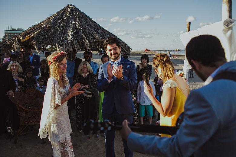 casamiento hippie chic