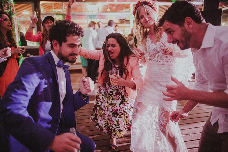 casamientos con onda