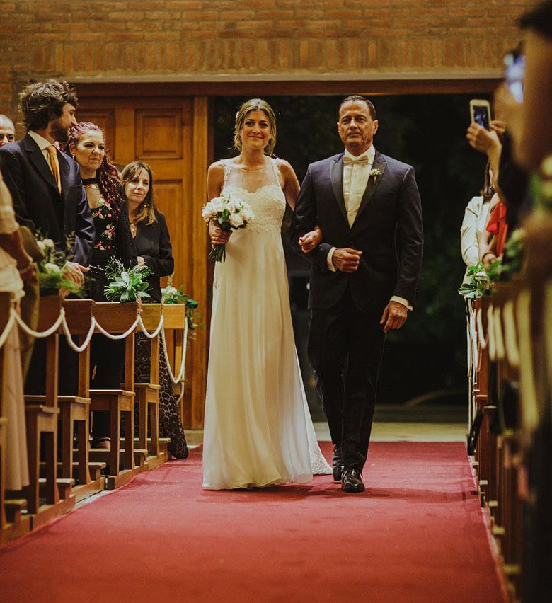 casamiento Iglesia Nuestra Señora de la Merced