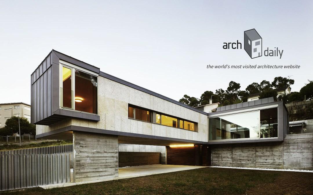 Vivienda   House Monteporreiro en Archdaily