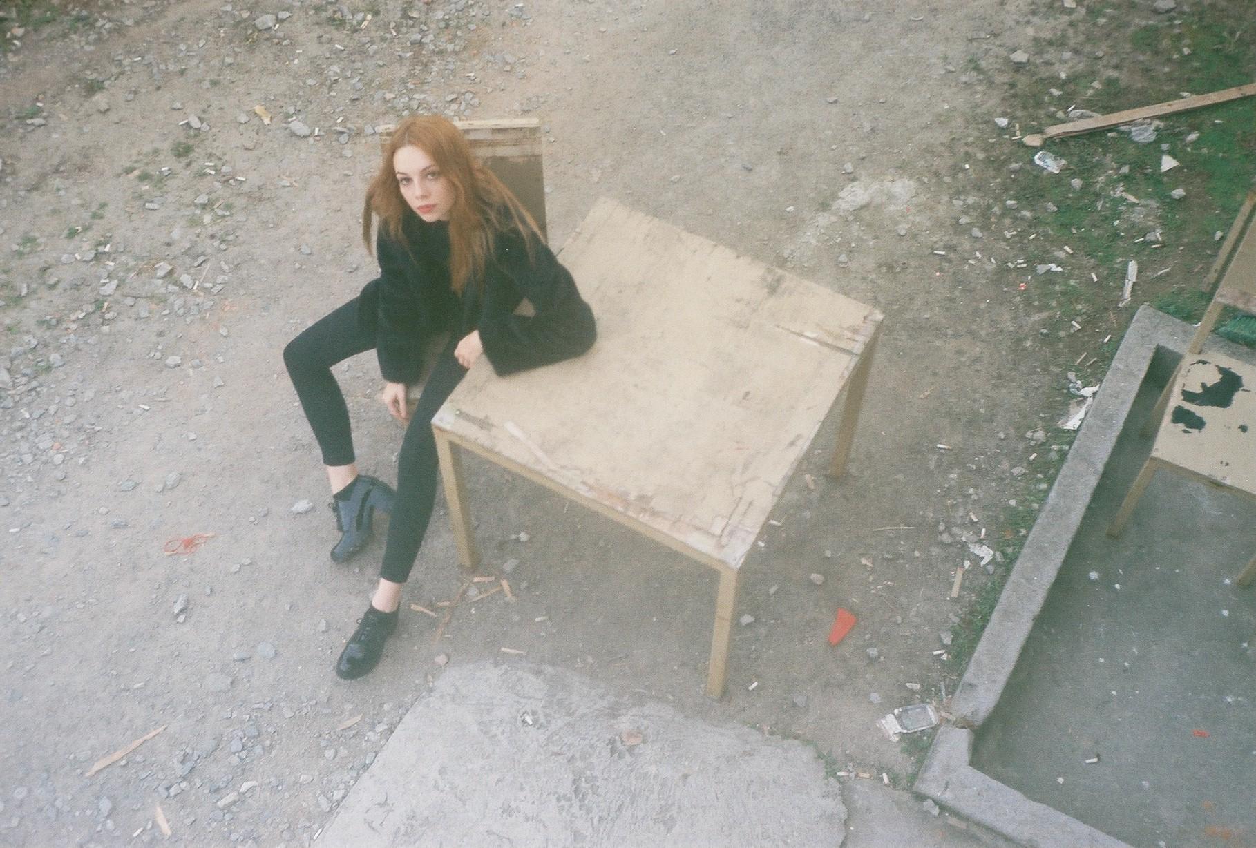 Photographer: Claudia Bär | Model: Priscila Ferreira.