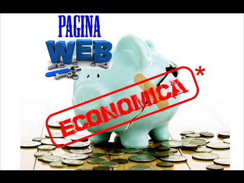 Pagina Web Economica en Charlotte