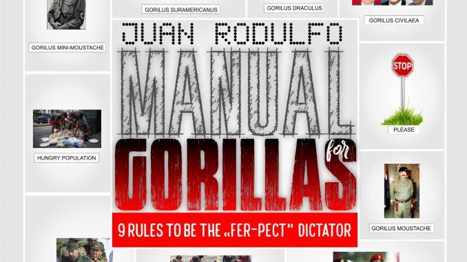 Manual for Gorillas 9 Rules by Juan Rodulfo