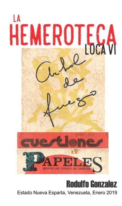 Hemeroteca Venezolana Latinoamericana de Rodulfo Gonzalez