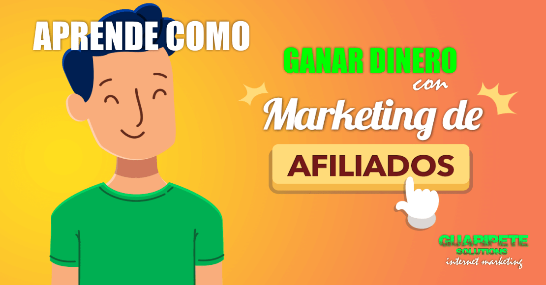 Como Ganar Dinero con Affiliate Marketing