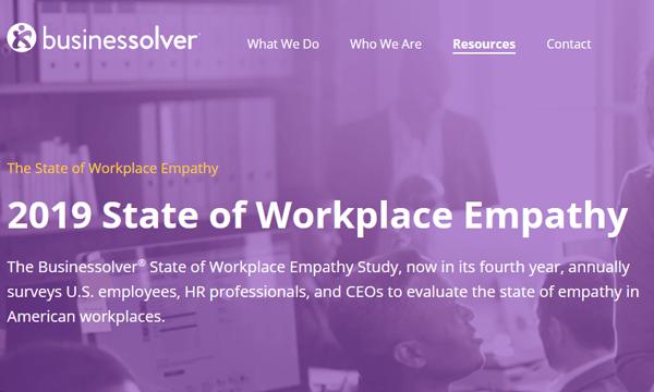 Businesssolver Screenshot Image