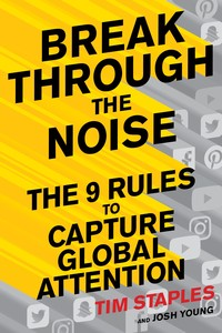 Break Through the Noise book cover