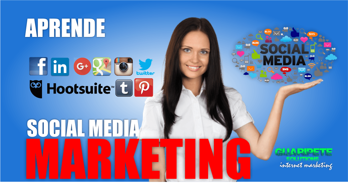 Adiestramiento en Social Media Marketing