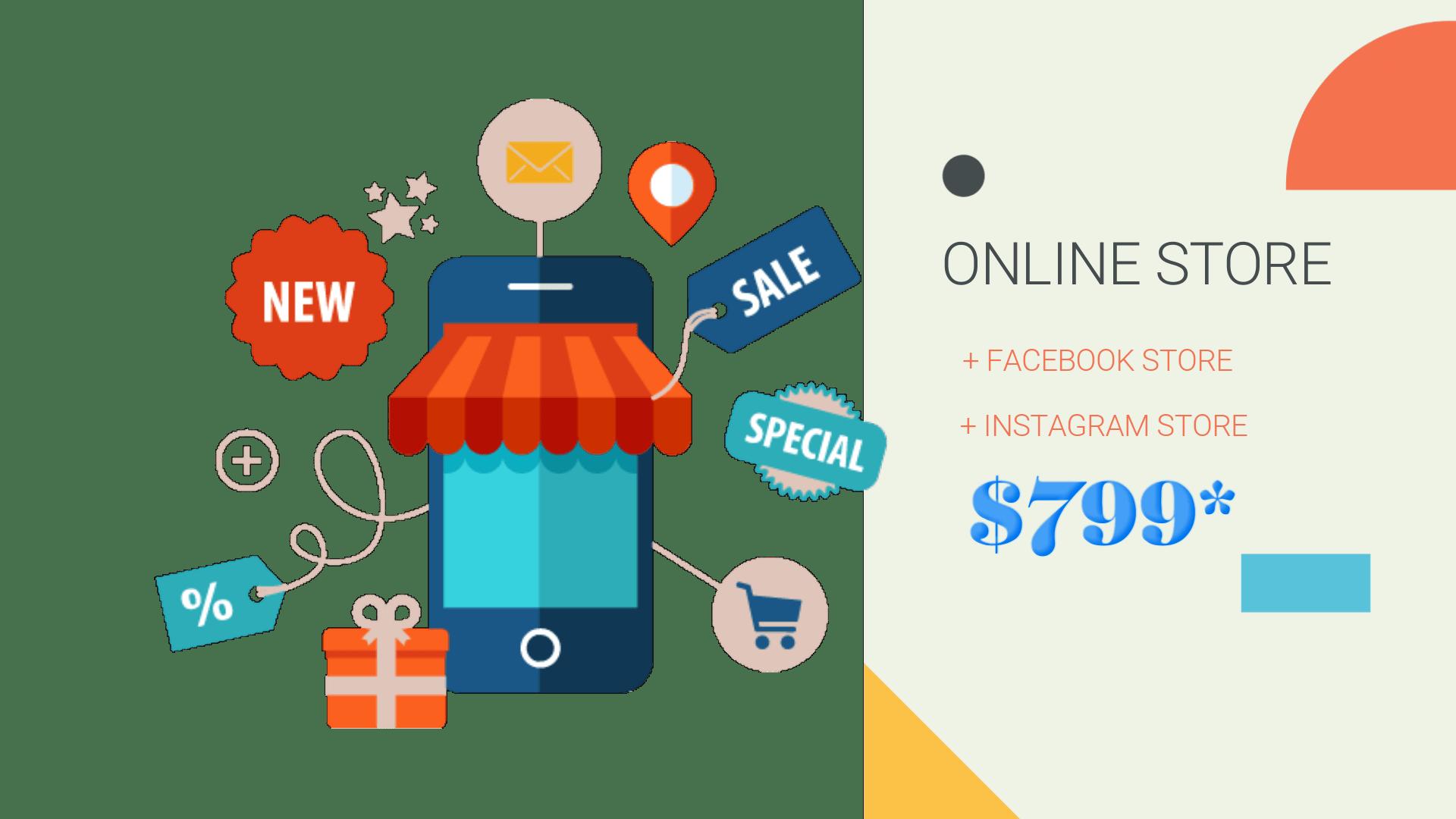 Online Store Setup Creacion de Tienda en Linea