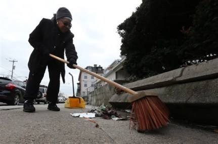 Philly street cleaning