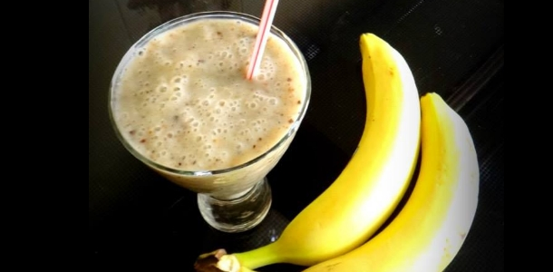 Cocoa Banana Smoothie
