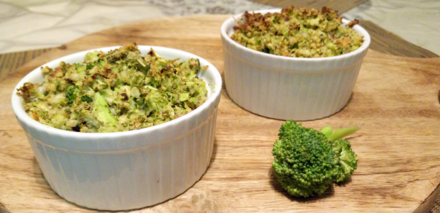 Broccoli Bake (egg free alternative)