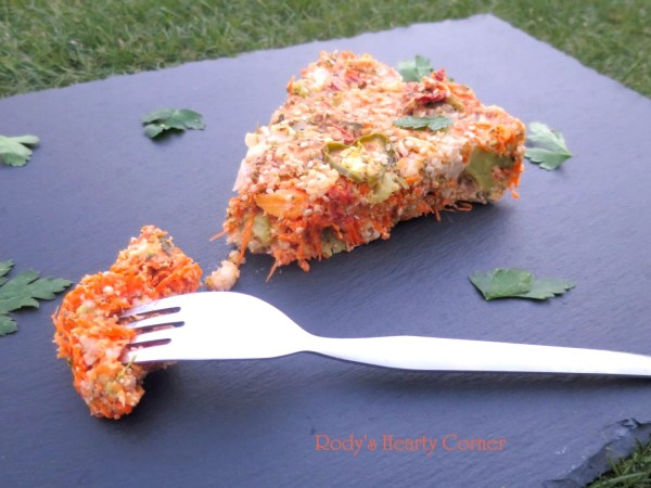 Vegetable Cake(3) (Large)