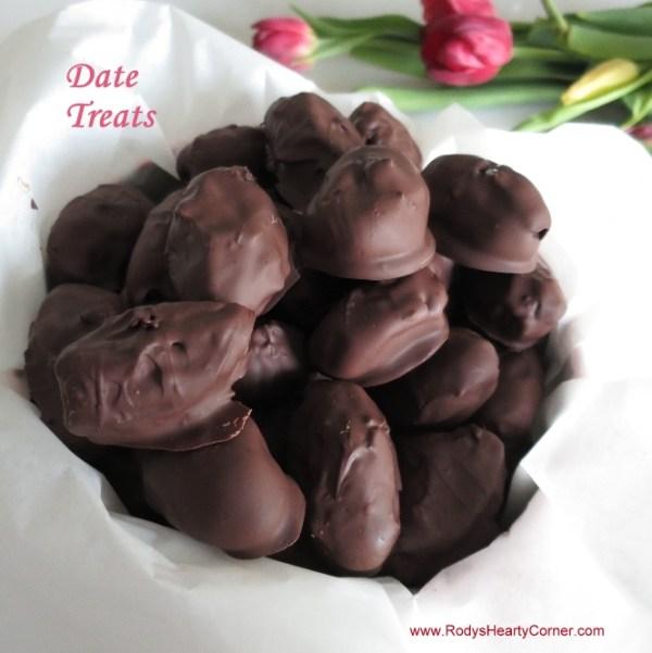 Medjool Date treats