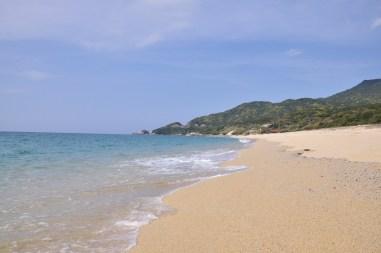 Inakahama przepiękna plaża na Yakushimie