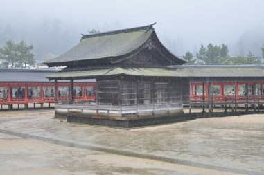 Świątynia Itsukushima