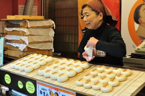Japońskie bułeczki