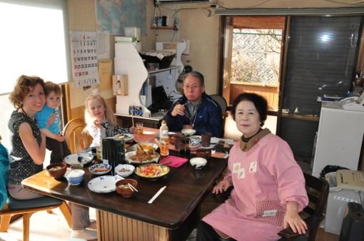 Gościna u Japończyków