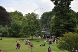 St. James's Park (park św. Jakuba)