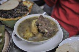 Tradycyjna zupa w Kostaryce