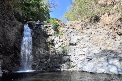 Wodospady Montezuma