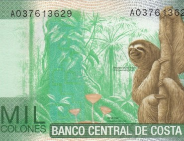 Kolony CRC Kostaryka
