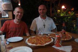 Kolacja z polskim misjonarzem w Bocas del Toro