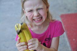 Podwojne banany Bocas del toro