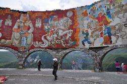 Pomnik przyjaźni radziecko-gruzinskiej