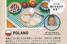 Polskie śniadanie dla dzieci