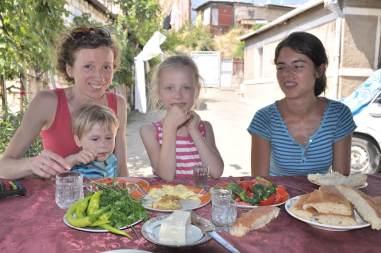 Górski Karabach jedzonko