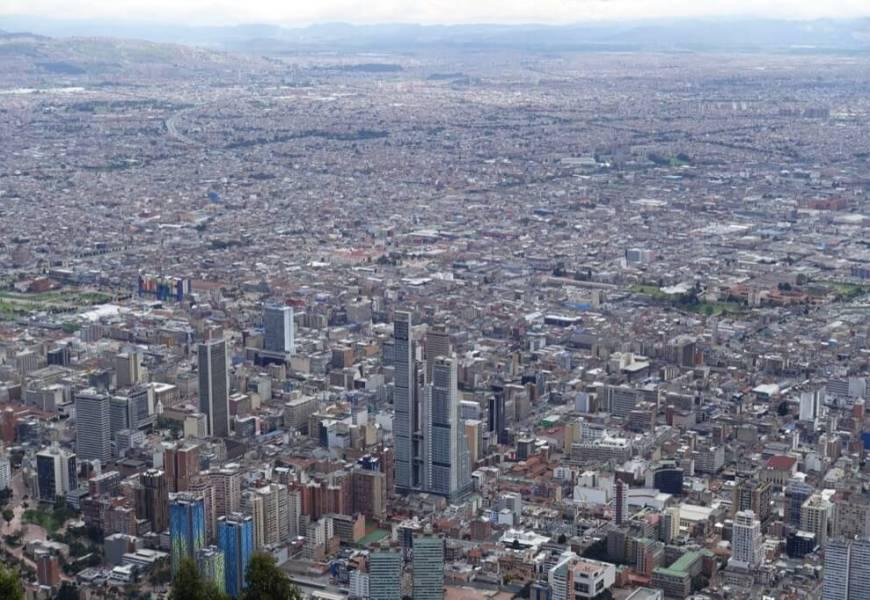 Bogota — czyli tydzień w stolicy Kolumbii