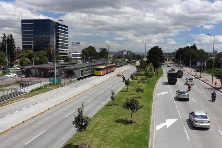 Bogota - TransMilenio