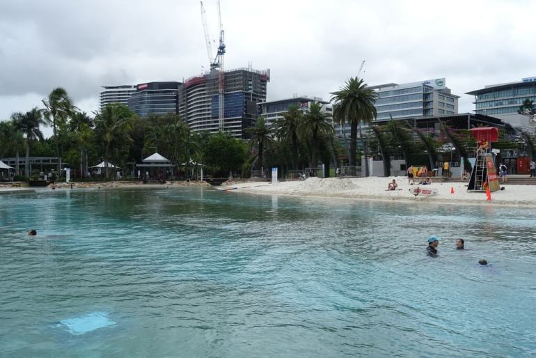 Baseny w Brisbane