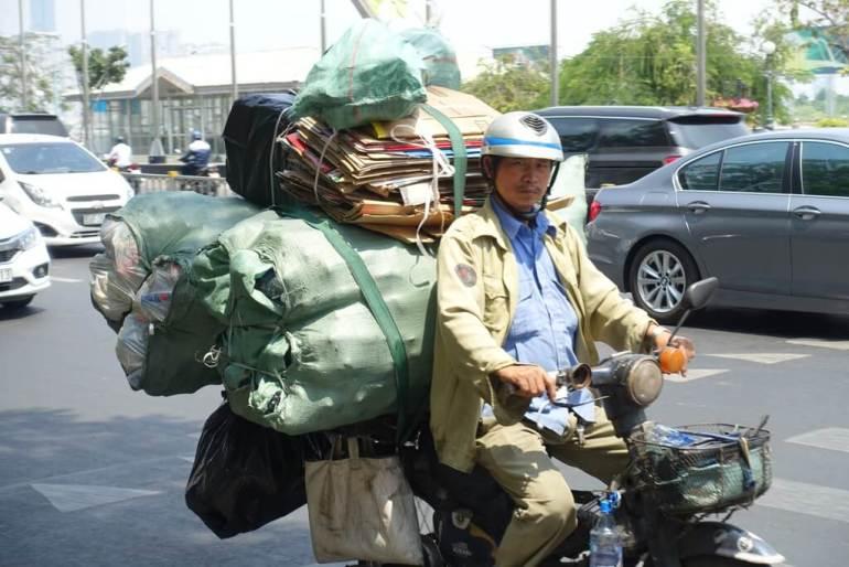 Co można włożyć na motocykl
